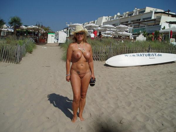 Frivol Am Strand