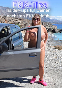 FKK-Urlaub in Europa