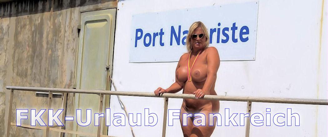 FKK-Urlaub Frankreich