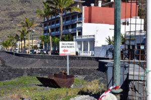 Offizieller FKK-Strand von La Palma