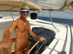 Urlaub nackt Nacktwandern in