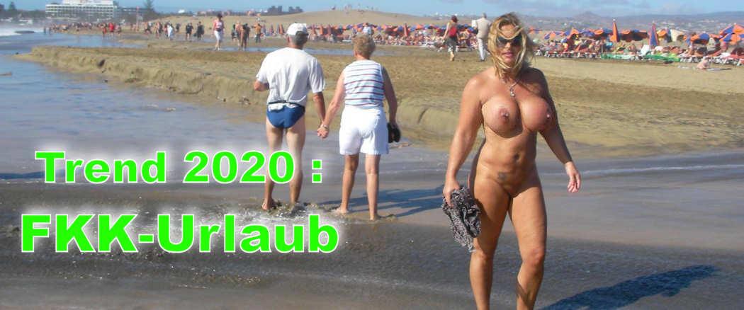 Trend 2020 : FKK-Urlaub